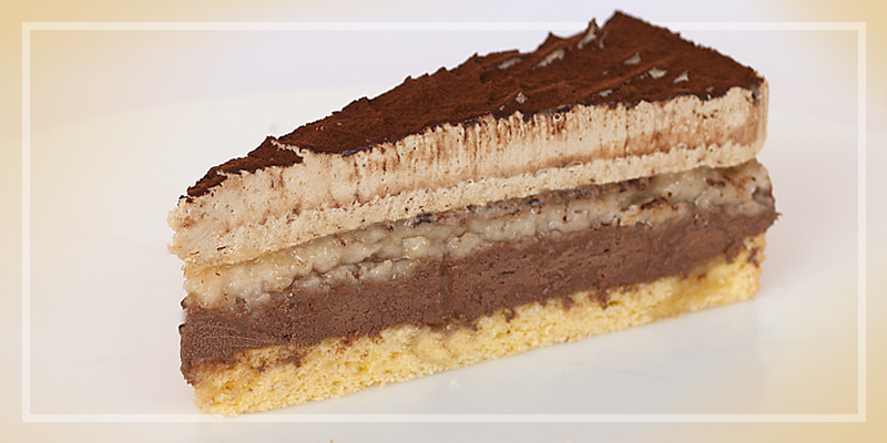 Torta marcipan-čokolada